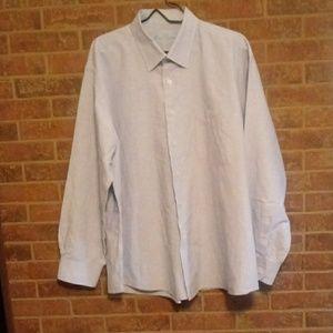 Alan Flusser mens shirt sz XL